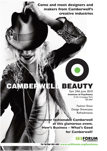 Flux members participated in Camberwell Beauty