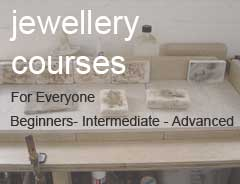 Flux Jewellery School offering jewellery classes and courses