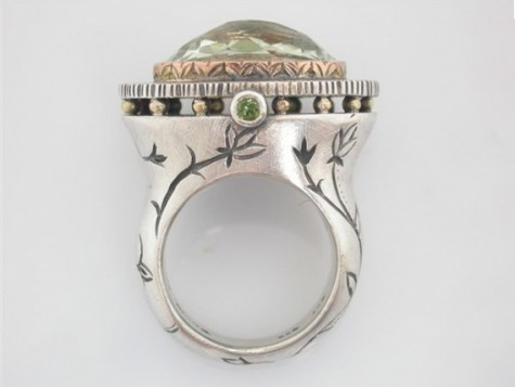 beautiful ring by Adi Cloete