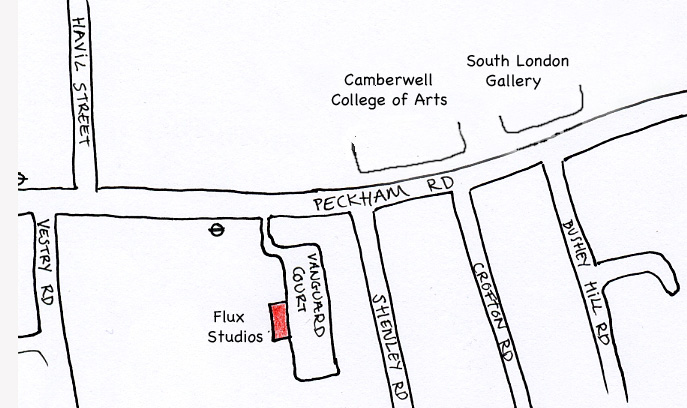 Flux Studios, 2F Vanguard Court, London SE5 8QT